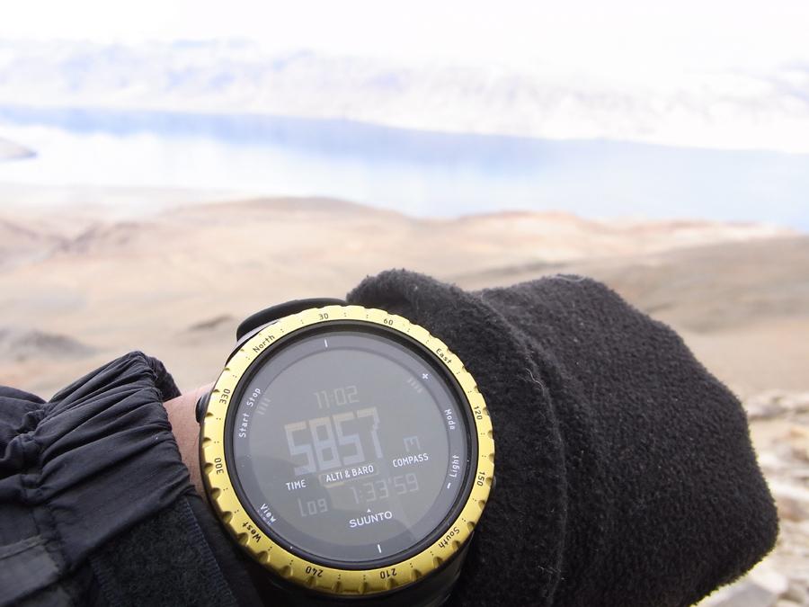 ルンサールカンリ遠征